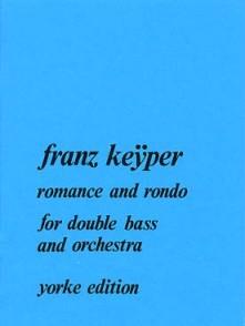 KEYPER F. ROMANCE AND RONDO CONTREBASSE