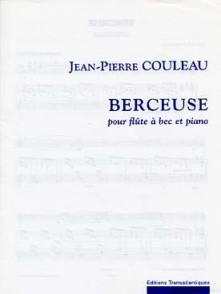 COULEAU J.P. BERCEUSE FLUTE A BEC SOPRANO