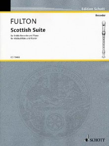 FULTON N. SCOTTISH SUITE FLUTE ABEC