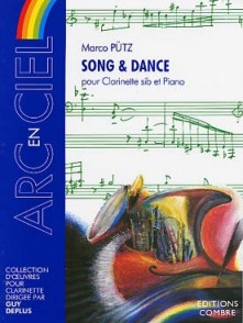 PUTZ M. SONG AND DANCE CLARINETTE