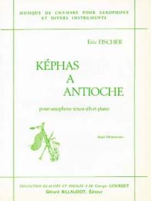 FISCHER E. KEPHAS A ANTIOCHE SAXO SIB