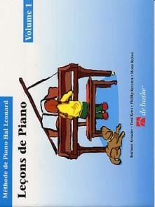 HAL LEONARD LECONS DE PIANO VOL 1