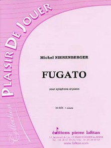 NIERENBERGER M. FUGATO XYLOPHONE