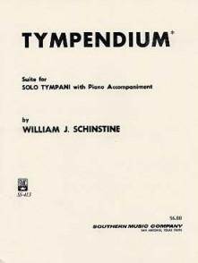 SCHINSTINE W.J. TYMPENDIUM TIMBALES