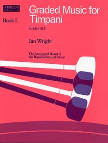 WRIGHT I. GRADED MUSIC FOR TIMPANI VOL 1