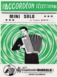 BASILE F. MINI SOLO ACCORDEON