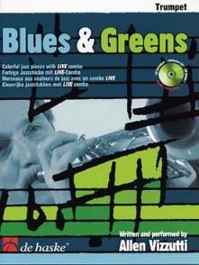 VIZZUTTI A. BLUES & GREENS TROMPETTE
