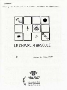BRATTI C. CHEVAL A BASCULE ACCORDEON