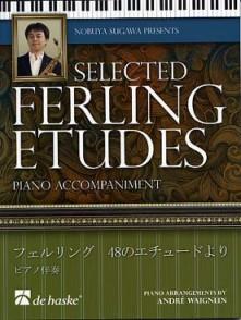 FERLING W. SELECTED ETUDES SAXO ALTO