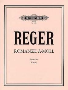 REGER M. ROMANCE A MOLL ACCORDEON