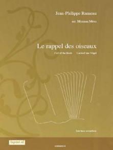 RAMEAU J.P. LE RAPPEL DES OISEAUX ACCORDEON