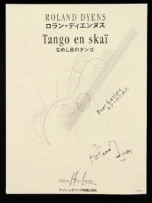 DYENS R. TANGO EN SKAI GUITARE