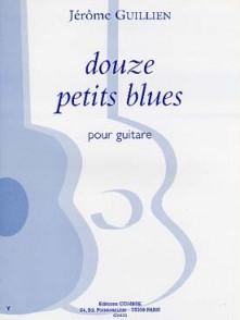 GUILLIEN J. PETITS BLUES GUITARE