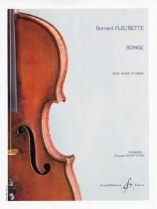 FLEURETTE B. SONGE VIOLON