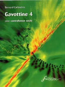 CARLOSEMA B. GAVOTTINE 4 CONTREBASSE