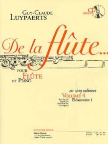 LUYPAERTS G.C. DE LA FLUTE VOL 4