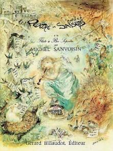 SANVOISIN M. QUATRE SAISONS - L'ETE FLUTE A BEC