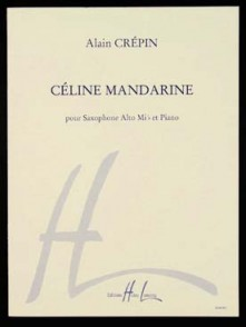 CREPIN A. CELINE MANDARINE SAXO MIB