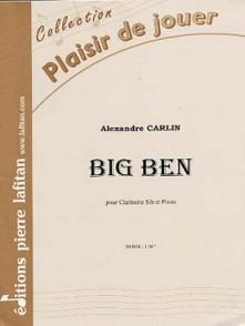 CARLIN A. BIG BEN CLARINETTE
