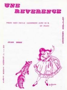 HODY J. UNE REVERENCE SAXO MIB