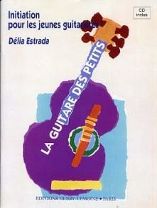 ESTRADA D. INITIATION POUR LES JEUNES GUITARISTES