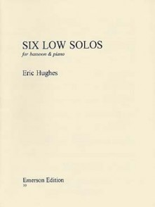 HUGHES E. LOW SOLOS BASSON