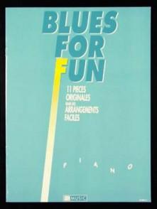 HEUMANN  H.G. BLUES FOR FUN PIANO