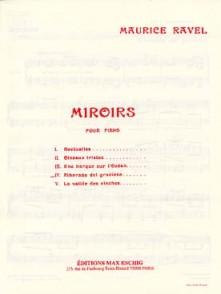 RAVEL M. MIROIRS: ALBORADA DEL GRACIOSO PIANO