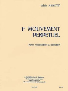 ABBOTT A. MOUVEMENT PERPETUEL ACCORDEON