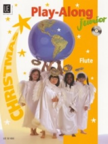 PLAY-ALONG JUNIOR CHRISTMAS FLUTE