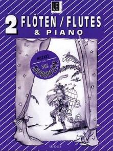 MOZART W.A. LA FLUTE ENCHANTEE FLUTES