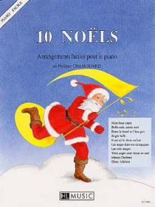 CHAMOUARD P.10 NOELS PIANO FACILE