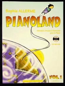 ALLERME S. PIANOLAND VOL 1 PIANO