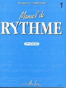 LABROUSSE M. MANUEL DE RYTHME VOL 1
