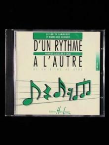 LAMARQUE E./GOUDARD M.J. D'UN RYTHME A L'AUTRE VOL 2 CD