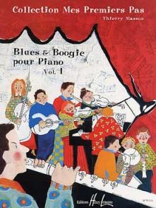 MASSON T. BLUES & BOOGIE VOL 1 PIANO