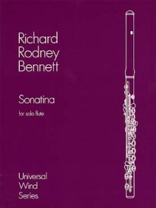BENNETT R.R. SONATINA FLUTE