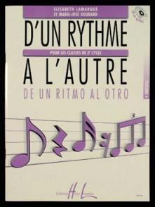 LAMARQUE E./GOUDARD M.J. D'UN RYTHME A L'AUTRE VOL 4