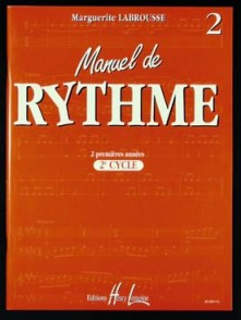 LABROUSSE M. MANUEL DE RYTHME VOL 2