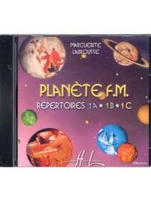 LABROUSSE M. PLANETE F.M. VOL 1 CD ECOUTES