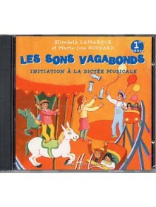 LAMARQUE E./GOUDARD M.J. LES SONS VAGABONDS VOL 1 CD