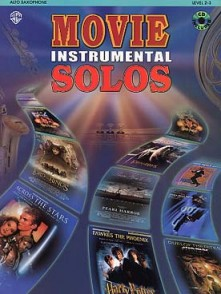 MOVIE INSTRUMENTAL SOLOS SAXO ALTO
