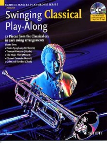 SWINGING CLASSICAL PLAY-ALONG TROMPETTE