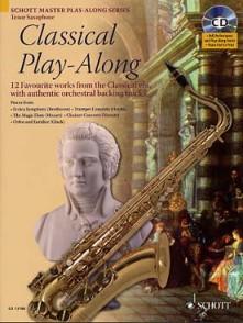 CLASSICAL PLAY-ALONG SAXO TENOR