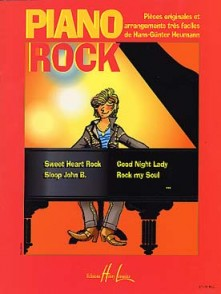 HEUMANN H.G. PIANO ROCK