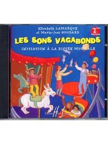 LAMARQUE E./GOUDARD M.J. LES SONS VAGABONDS VOL 2 CD