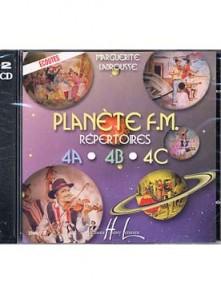 LABROUSSE M. PLANETE F.M. VOL 4 CD ECOUTES