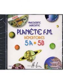 LABROUSSE M. PLANETE F.M. VOL 5 CD ECOUTES
