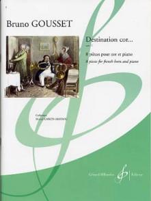 GOUSSET B. DESTINATION COR