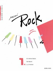 SCHMITZ M. MINI ROCK VOL 1 PIANO